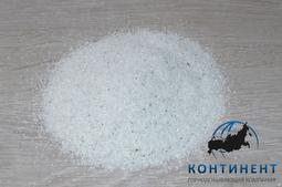 Крошка мраморная (мраморный песок) фр.0,2-0,5мм цвет серый в мкр