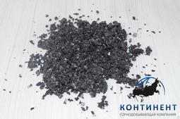 Мраморный песок 0-5,0 мм цвет черный в мкр