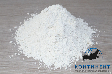 Микрокальцит (мрамор молотый) 40 мкм белизна 90-92%