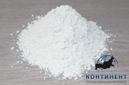 Микрокальцит (мрамор молотый) 5мкм с белизной 90-92%